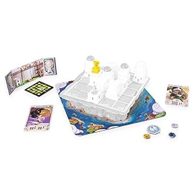 Santorini - Golden Fleece Expansion Pack for Board Game: Toys & Games