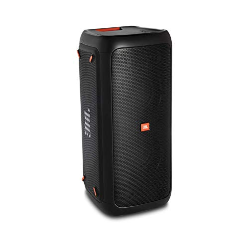 JBL PartyBox 300 High Power Portable Wireless Bluetooth Audio System with Battery - Black (Bluetooth Extreme Speaker)