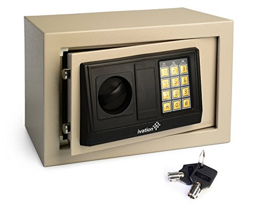 Ivation Electronic Digital Safe Office