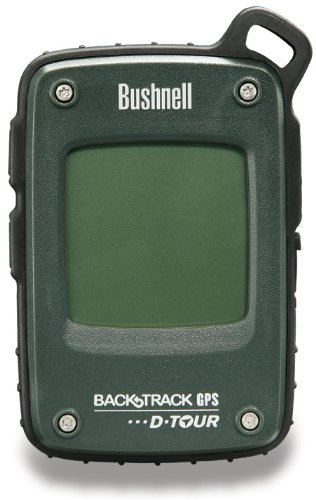 Bushnell BackTrack D Tour Personal GPS Tracking Device