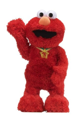 TMX Elmo Extra Special Edition