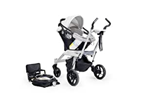 Orbit Baby Stroller Travel System G2, Black (Discontinued by Manufacturer)