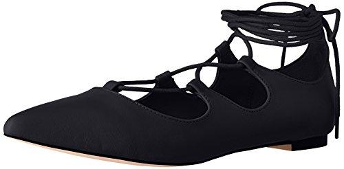 Callisto Women's Black Rian Ballet Flat 77rwqI