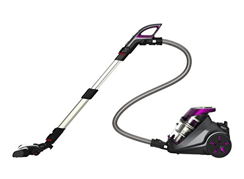 Bissell 1233 C4 Cyclonic Bagless Canister Vacuum – Corded