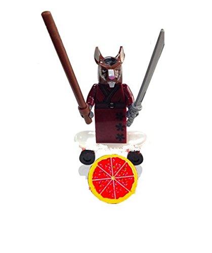 Amazon.com: Splinter 2 Inch Minifigure: Teenage Mutant Ninja ...