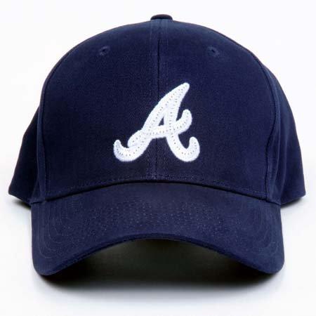 UPC 699000420026, MLB Atlanta Braves LED Light-Up Logo Adjustable Hat