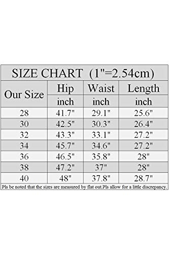 Yin Chen Mens Casual Slim Fit Cotton Solid Multi-Pocket Cargo Shorts,1-khaki,Size 34