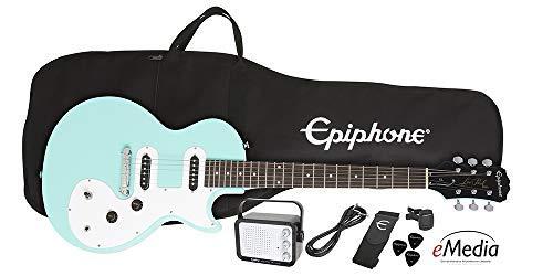 Epiphone Les Paul SL Starter Pack, Turquoise
