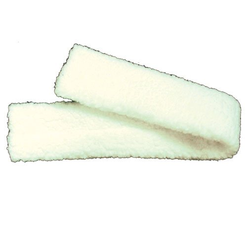 Intrepid International Fleece English Girth Cover (Fleece Girth Cover)