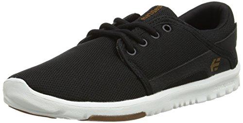 Etnies Kvinners Speider Sneaker Svart / Hvit / Tyggis