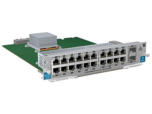 HP J9548A Expansion Module, 20 x 1000Base-T LAN, 2 x SFP+ 1, 2 x Expansion Slots by HP