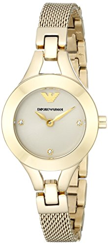 Emporio Armani Women's AR7363 Classic Gold Watch