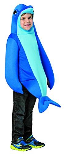 Rasta Imposta 4-6 Dolphin Costume
