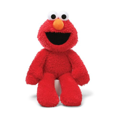 Gund Sesame Street Take Along Elmo 12″ Plush image