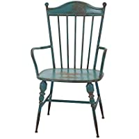 IMAX 89631 Westfield Metal Arm Chair, Single