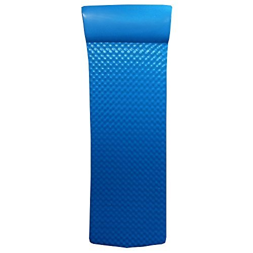 TRC Recreation Super Soft Pool Float, Bahama Blue