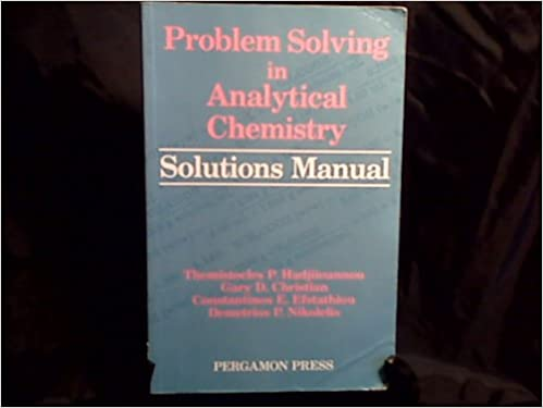 analytical and problem solving