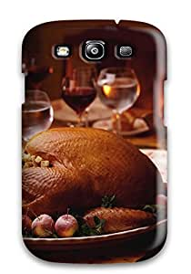 Hot Tpu Cover Case For Galaxy/ S3 Case Cover Skin - Thanksgivings