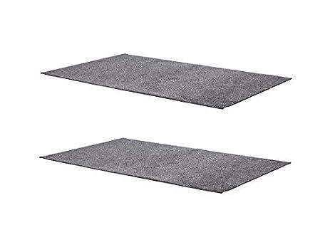 Amazon.com - IKEA Komplement Shelf Liner Drawer Mat, Soft Gray ...