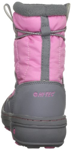 Hi Tec Equinox HTO001439 - Zapatillas de deporte de invierno de nailon para niños Gris