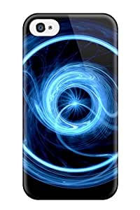 Iphone 4/4s Case Cover Skin : Premium High Quality Artistic Abstract Case