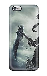 New Premium PDbFvGw8848SRAjC Case Cover For Iphone 6 Plus/ Death Darksiders 2 Game Protective Case Cover