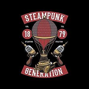 Coto7 Steampunk Generation Kid's Hooded Sweatshirt