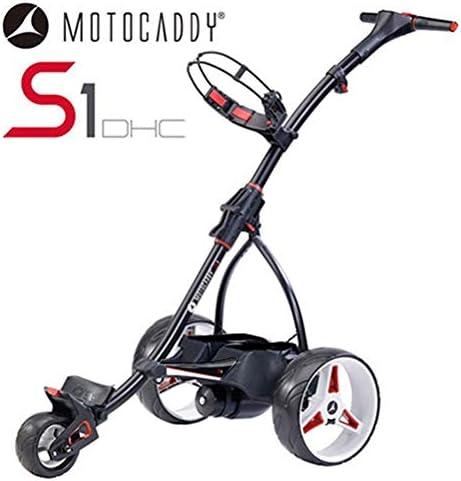 MOTOCADDY(モトキャディ) クラブケース S1 S1-DHC グレイ 36H用(バッテリー&充電器 別売) グレー
