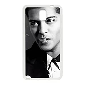 Bruno Mars Design Brand New And Custom Hard Case Cover Protector For Samsung Galaxy Note3 by lolosakes