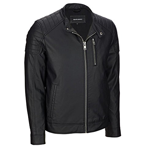 Big And Tall Leather Jackets - 7