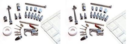 25-Piece Primefit IK1010S-25 Air Accessory Kit with Storage Case