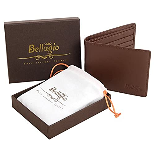 Premium Leather Wallet For Men In Gift Box