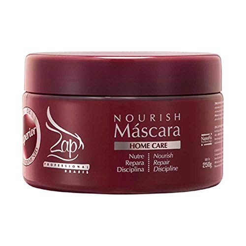 Máscara Nourish Home Care Zap 250g