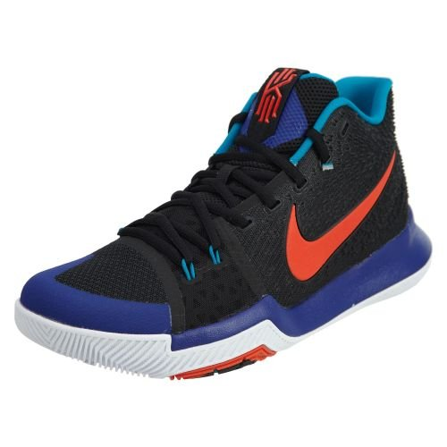 NIKE Kyrie 3 (8.5 D(M), Black/Team Orange-Concord) - Buy Online in Oman. |  Apparel Products in Oman - See Prices, Reviews and Free Delivery in Muscat,  Seeb, ...