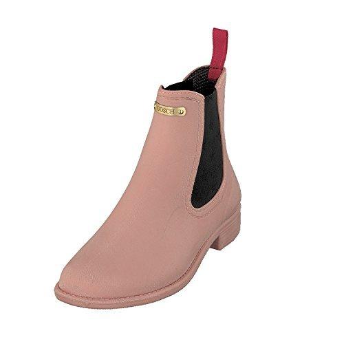 Gosch Scarpe Donna Scarpe Chelsea Stivali Di Gomma Stivali Stivaletti 7105-310 In 4 Colori Ortensia