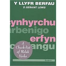 Y Llyfr Berfau Welsh-English