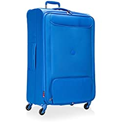 Delsey Luggage Chatillon 29 Lightweight Expandable, Blue