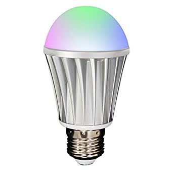 Smart Light Bulb Android And Ios Bluetooth App Controlled