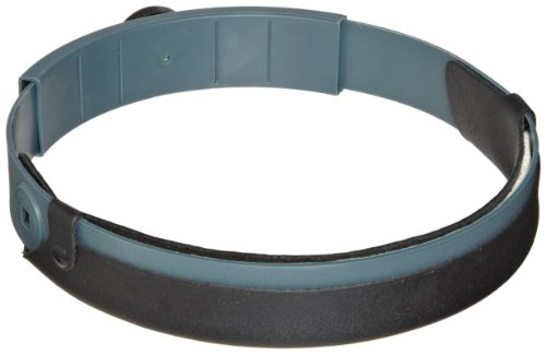 Leather Part - Donegan Replacement Headband with Leather Comfort Band Attached for OptiVisor, OptiVisor LX, and AccurSite Series Magnifiers