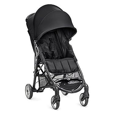 Baby Jogger City Mini ZIP Stroller In Black, BJ24410