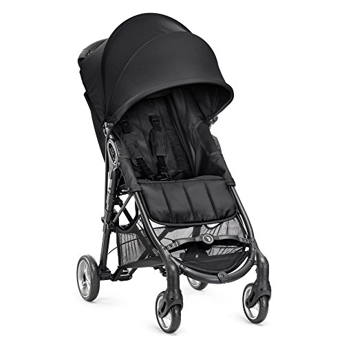 Baby Jogger City Mini ZIP Stroller In Black, BJ24410 by Baby Jogger