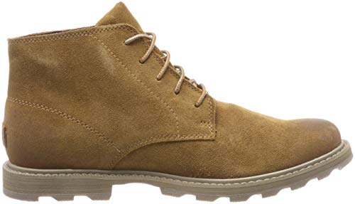 Homme Camel Pebble Sorel Chukka Brown Waterproof Bottes Madson XXIzB1