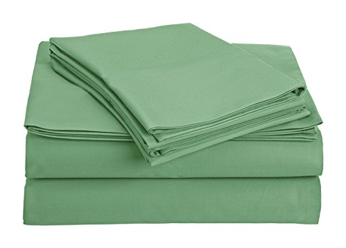 The Green Farmer Organic Cotton Sheet Set Bedding,300 Thread