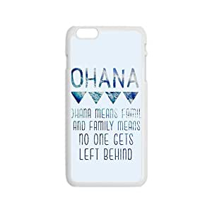 ohana means family Phone Case for iPhone 6 Case