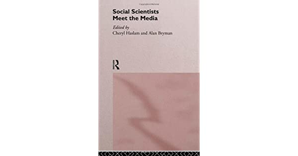 Social Scientists Meet the Media