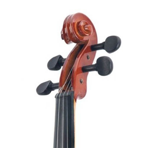Homeschool Music - Learn the Violin Parent & Child Pack (Classical Book Bundle) - Includes Student 3/4 Violin & Full Size 4/4 Violin w/Case, DVD, Books & All Inclusive Learning Essentials by Ryker Sound Discoveries (Image #2)