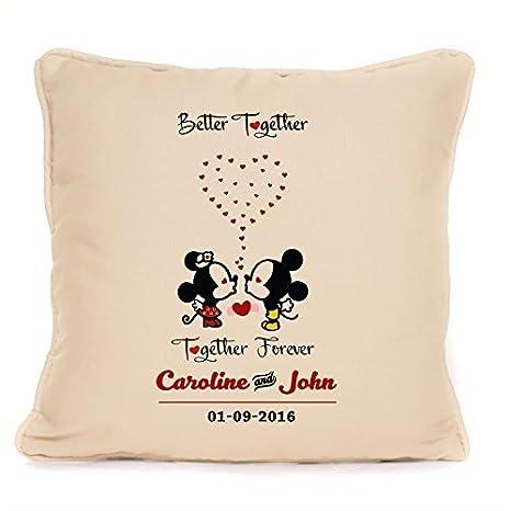 Aniversario o día de San Valentín Regalo - Mickey y Minnie ...