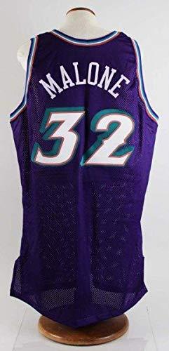 the latest 6a2c6 ebcb9 2002-03 Karl Malone Game-Worn Utah Jazz Jersey - NBA Game ...