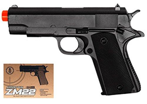 200 fps airsoft pistol - 7