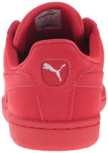 Puma Hombres Smash Buck Mono Fashion Sneaker High Risk Red